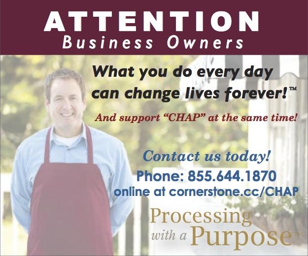 CHAP PWP Web Banner